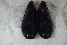 Bostonian Black Patent Leather Cap Toe Dress Shoes 11 M