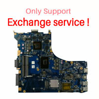 Exchange For ASUS ZX50V GL552V GL552VW Laptop Motherboard W/ I7-6700HQ Mainboard