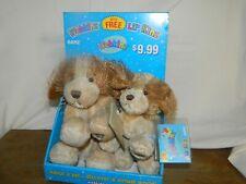 """Webkinz Ganz Cocker Spaniel Dog 7"""" Plush Stuffed Animal - w/ Lil Kinz & Codes"""