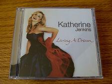 CD Album: Katherine Jenkins : Living A Dream