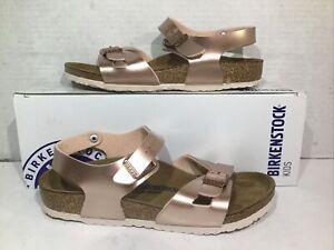 Birkenstock Rio Shoes for Girls for