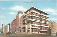 Vintage Postcard Cavendish Hotel, Eastbourne, Sussex UP  (A7)