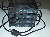 1 Stewart Audio Electronics PA-50B 100 Watt Power Amplifier 2 Channel