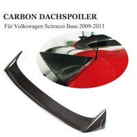 Carbon Fiber Rear Trunk Spoiler Wing Fit for Volkswagen VW Scirocco 2009-2013