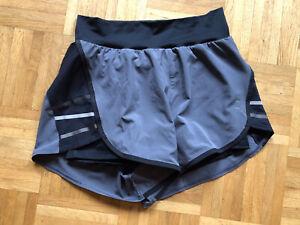 gore running wear damen 2 in 1 Shorts Mythos 38