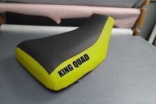 Suzuki King Quad LTF250 1987-98 Yellow Sides Logo Seat Cover #nw2854mik2853