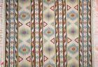 Intricate Indian - Vintage Kilim Rug - Flatweave Tribal Carpet - 5 x 6.8 ft.