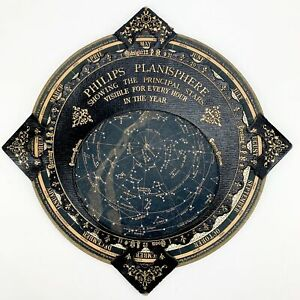 Planisphere by George Philip & Son (Astronomy) (Celestial Map) (Stars)