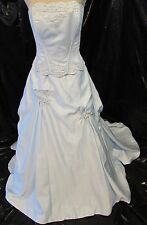 Forever Yours Bridal Gown Wedding Dress Size 14