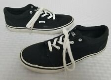 531ea15093 VANS Black and White Skateboarding Shoe YOUTH US SIZE 7