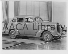 1938 Plymouth P5 Four Door Sedan, Factory Photo / Picture (Ref. #67302)