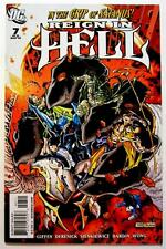 REIGN IN HELL DC NO. #7 (VF) UNREAD