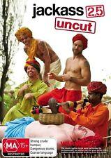 Jackass - 2.5 Uncut (DVD, 2011)
