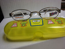 NICKELODEON NIC I CARLY BFFS  BROWN 46-17-130  Eyeglass Frames New