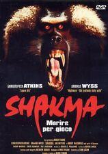 Shakma - Morire Per Gioco (Dvd - Stormovie) Nuovo e Sigillato