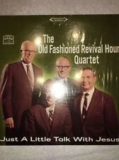 The Old Fashioned Revival Hour Quartet~Just A Little Talk With Jesus~W-3397-LP