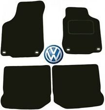 Tailored Deluxe Quality Car Mats Volkswagen Golf mk4 1997-2004 ** Black ** Hatch