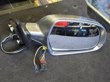 Audi A5 4 Door Coupe Offside Wing Mirror with Chrome Metal Casing.