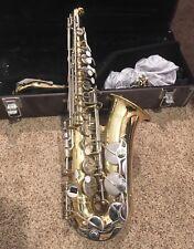 Yamaha Alto Sax - Brass Saxophone YAS-23 Model # 222035 Made in Japan No reserve