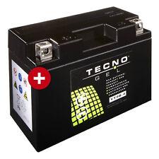GEL-batterie YT9B-4 pour Yamaha MT-03 660 N année 2006-2008 de Tecno