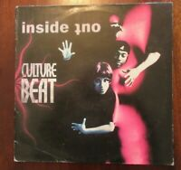 """Vinyl Record 2 x 12"""" Single CULTURE BEAT INSIDE OUT (81)"""
