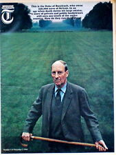 Weekend Telegraph Magazine No 114 December 2 1966 - Who Really Owns Britain