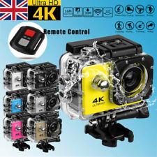 SJ9000 4K 1080P  2'' Sport Action Camera WiFi Waterproof MOTOR BIKE W/ Remote