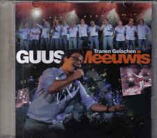 Guus Meeuwis-Tranen Gelachen Promo cd single