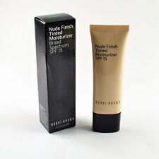 BOBBI BROWN NUDE FINISH TINTED MOISTURIZER SPF 15 (Extra Light Tint) NEW IN BOX