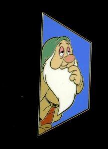 Snow White Seven Dwarfs Diamond Gem Mystery Sleepy Loungefly Disney Pin