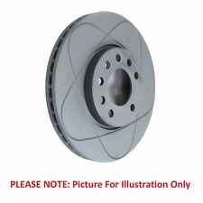 Fits BMW 3 Series 330 CD 2003-Onwards - Genuine ATE Front Performance Brake Disc