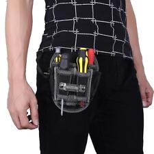 Portable Hardware Tool Waist Bag Electrician Instrument Storage Belt Pouch Bag