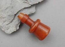 """Bakelite Snuff Box Holder Devise Screw Thread 2 Piece Vintage Snuffer 2 1/4"""""""