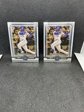 Vladimir Guerrero Jr Lot 2019 Topps Museum Collection 2 Rookie Card's BlueJays