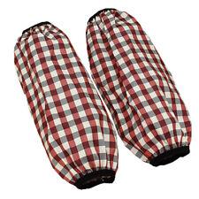 Dirtproof Waterproof Oversleeves Long Sleevelet Arm Sleeves Arm Cover, Red