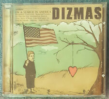 DIZMAS On A Search In America 2006 CD Credential Records BUY 2, GET 1 FREE