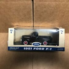 Greenlight | 1:43 1951 Ford F-1 - Raven Black | IN STOCK