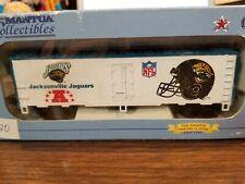 Jacksonville Jaguars Heavy 41' STL Reefer Car NFL