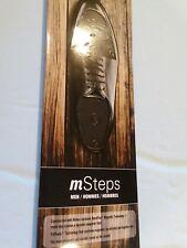 Nikken Kenko mSteps™ Men's Magnetic Insoles, #20214, Size 7-12  NIP