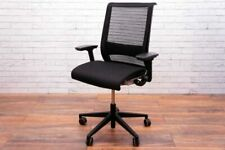 Fauteuils Steelcase Think avec accoudoirs
