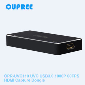 UVC110 UVC USB3.0 HDMI game video capture box for Nintendo PS4 Xbox, PC games
