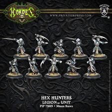 Warmachine Hordes BNIB - Legion of Everblight Nyss Hex Hunters (10)