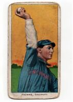 1909-11 T-206  ART FROMME CINITNNATI RED  SOVEREIGN CIGARETTES 350 SUBJECT