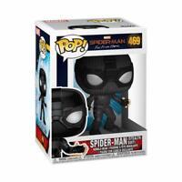 Funko Pop! Vinyl Figure 469 Spider-man Far from Home - Stealth Suit - Marvel