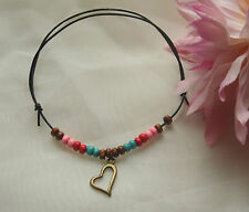 Alloy Multi-Coloured Costume Anklets