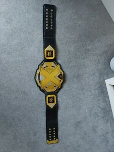 WWE NXT Championship Adult Replica Belt (3rd Party)