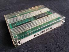 Jeu original NEO GEO MVS Fatal Fury Special en Très bon état et fonctionnel