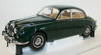 Paragon 1/18 Scale diecast PA-98314R Daimler 250 V8 1967 RHD - B.R.Green