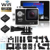 "New 2"" SJ4000 WIFI Sports DV HD Video Recorder 1080P Waterproof Action Camera"