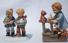 "Goebel ""Night Night Teddy"" Bh 298 and ""Santa's Little Helpers"" Bh 191/2/0"
